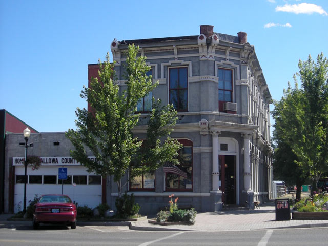 wallowa county museum